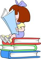 S_List_girl_reading_on_books
