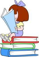 S_List_girl_reading_on_books