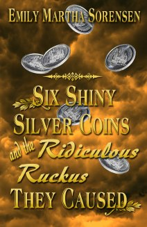 Six Shiny Silver Coins Cover