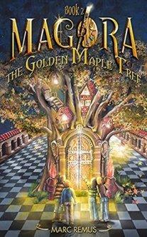 the golden maple tree